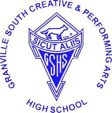 Granville South Creative and Performing Arts High School logo